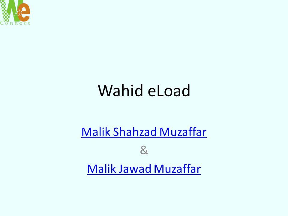 Malik Shahzad Muzaffar & Malik Jawad Muzaffar