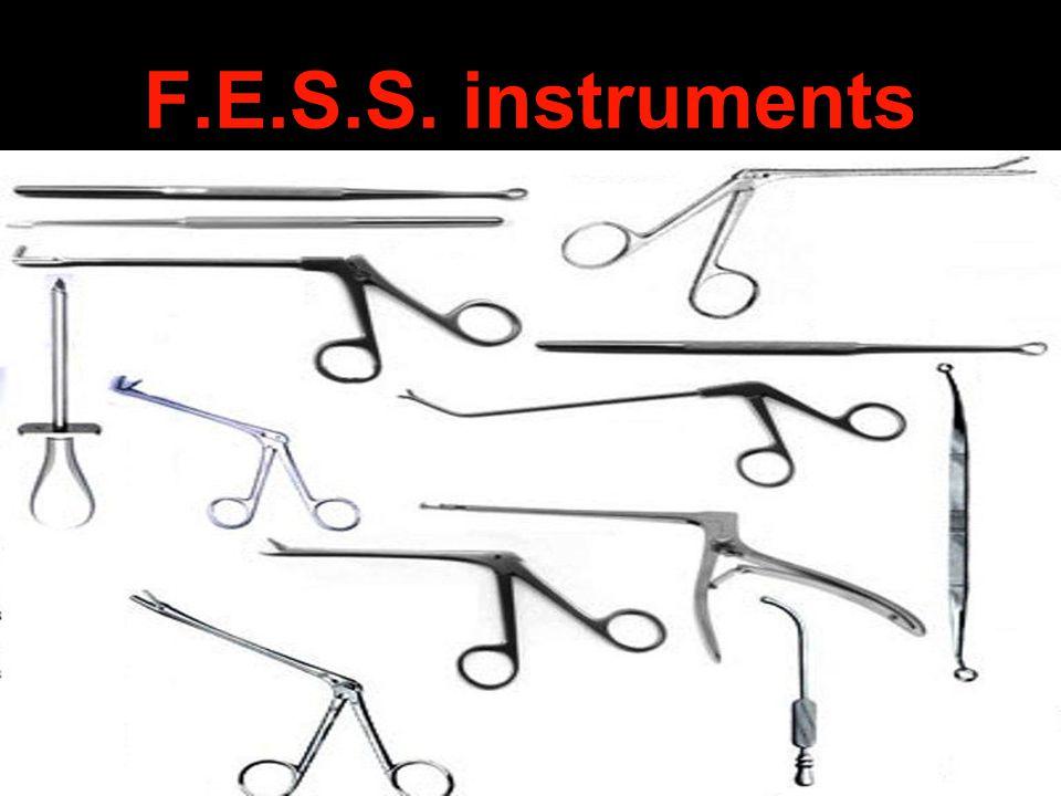 F.E.S.S. instruments