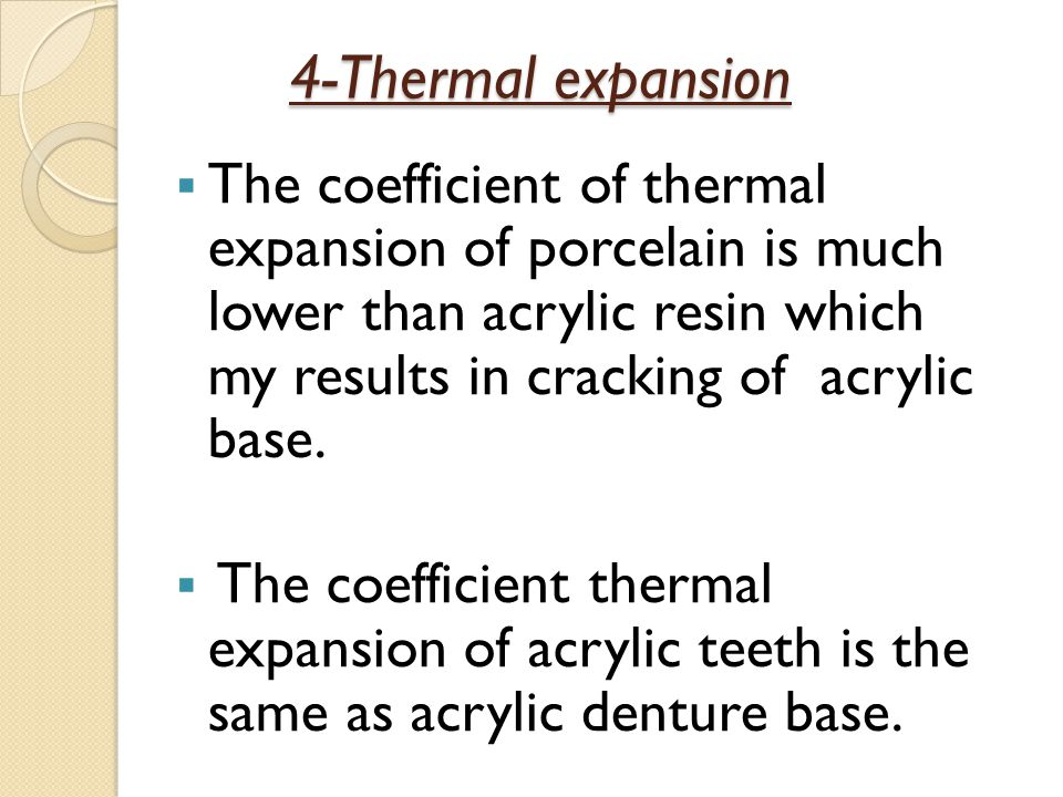 4-Thermal expansion