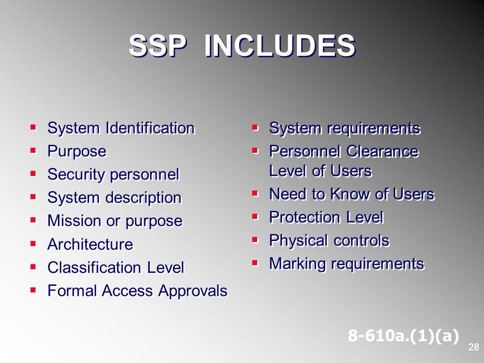 System Identification