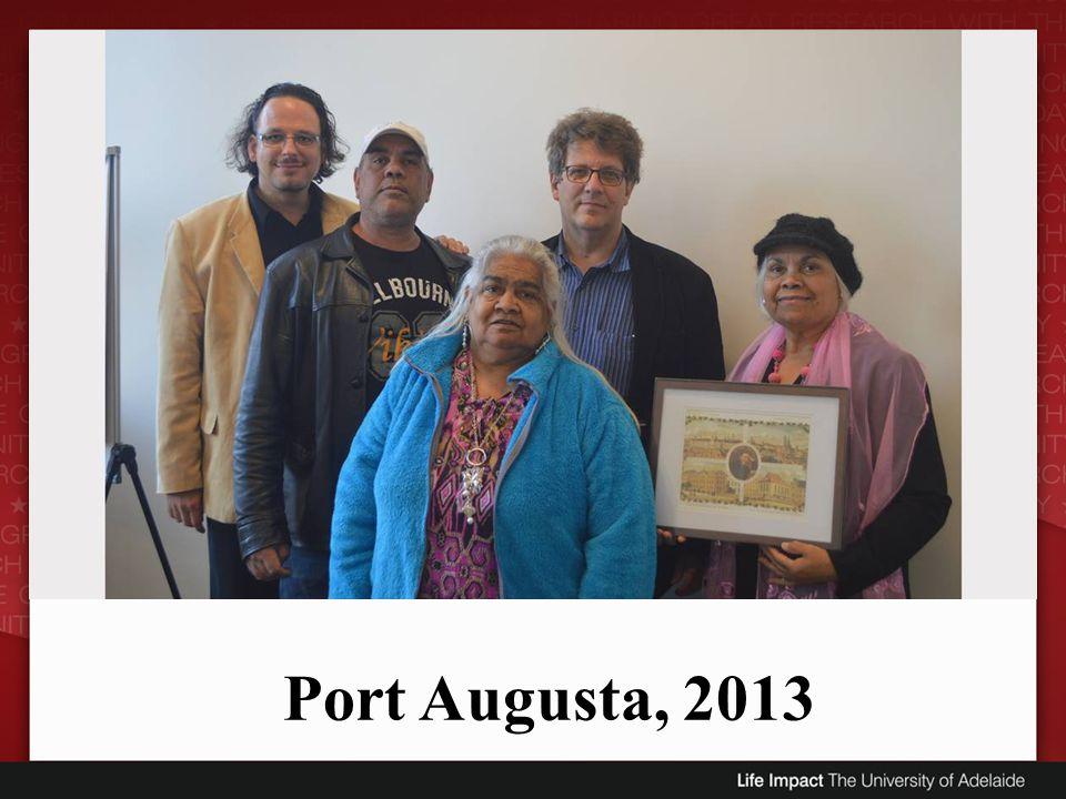 Port Augusta, 2013