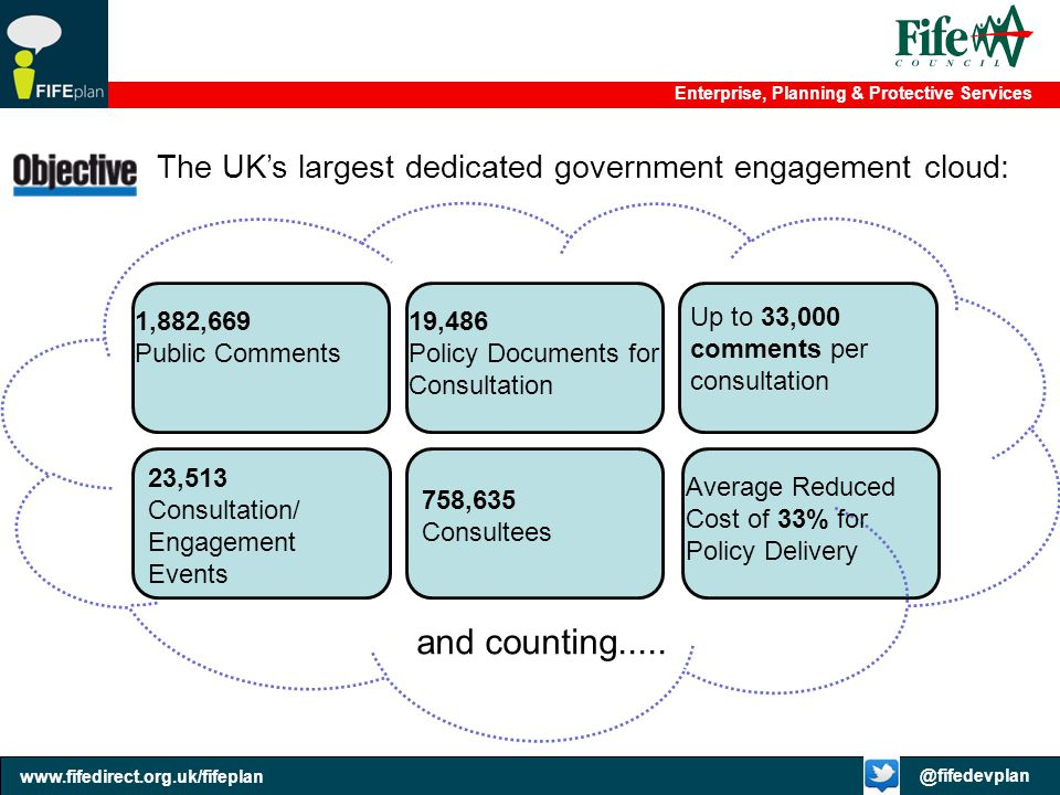 The UK's largest dedicated government engagement cloud: