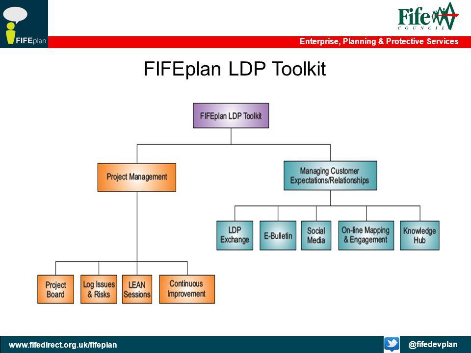 FIFEplan LDP Toolkit