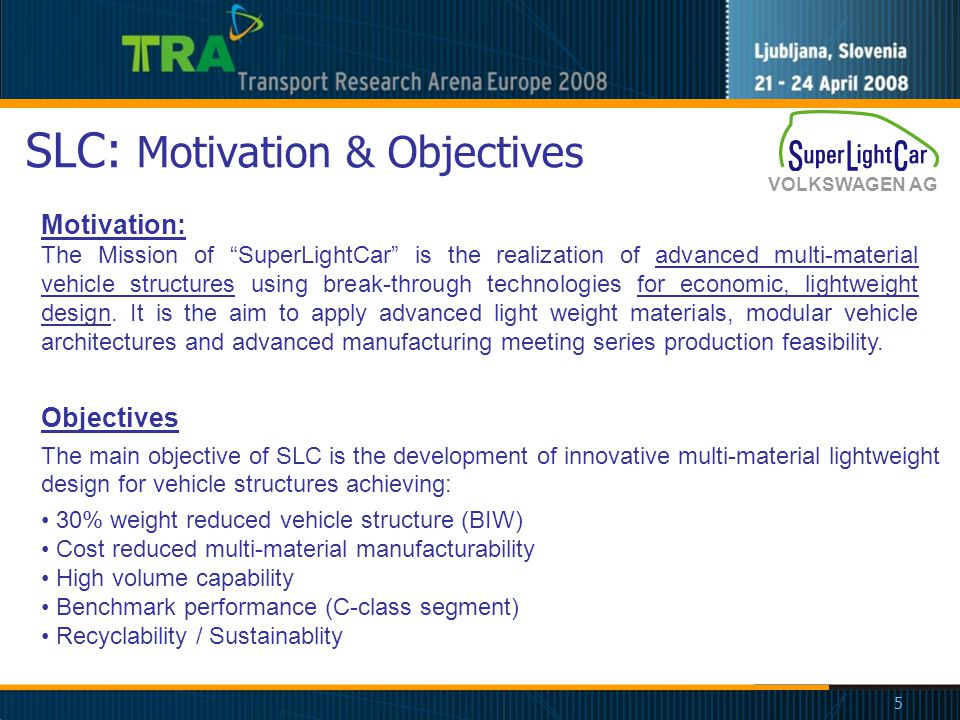 Superlight-Car Consortium 37 research partners + 5 associated external partners