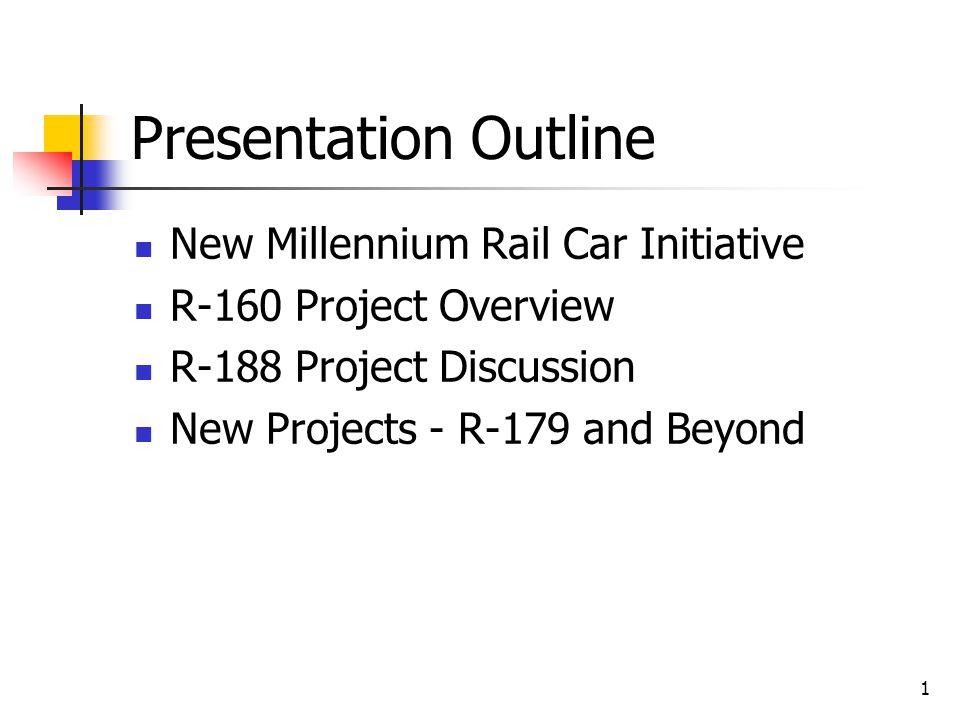 New Millennium Train Initiative