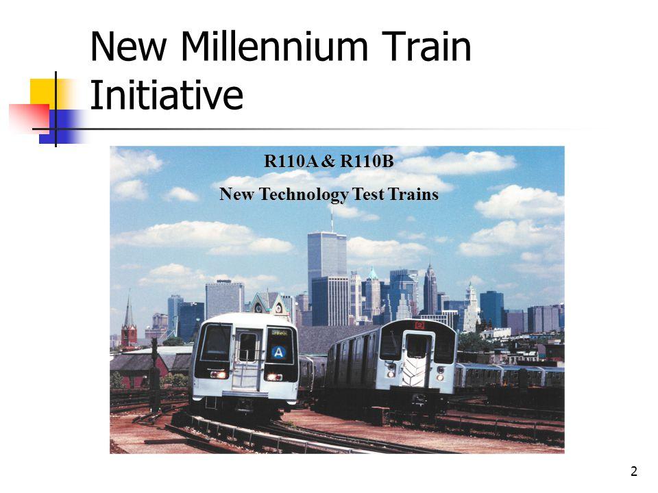 New Millennium Fleets