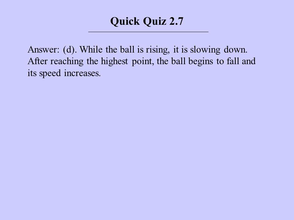 Quick Quiz 2.7