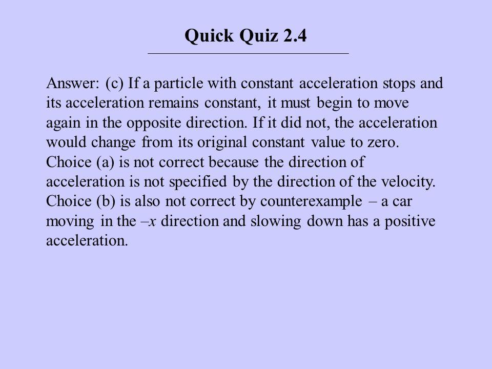 Quick Quiz 2.4