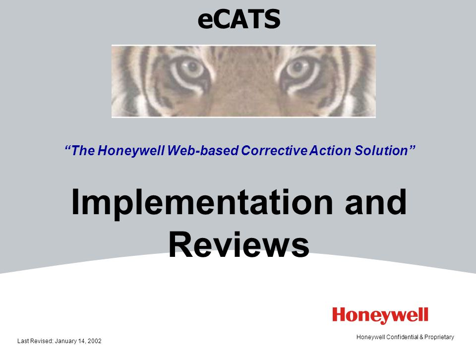 Implementation and Reviews