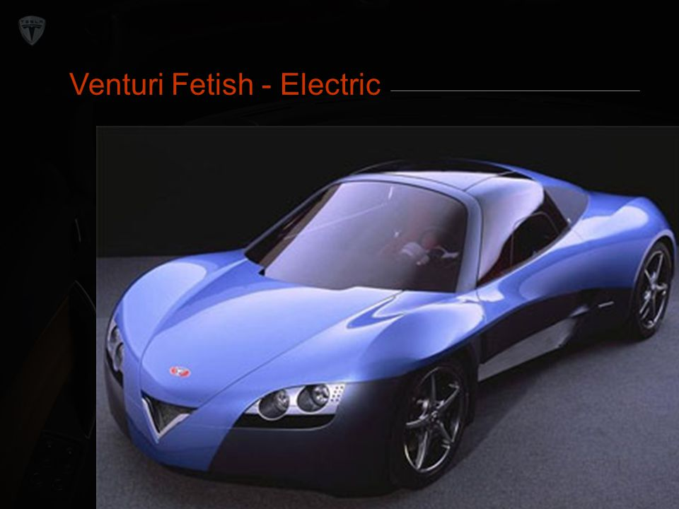 Internal Rivalry Venturi Fetish - Electric