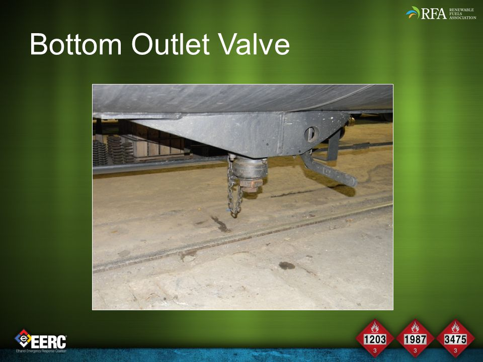 Bottom Outlet Valve