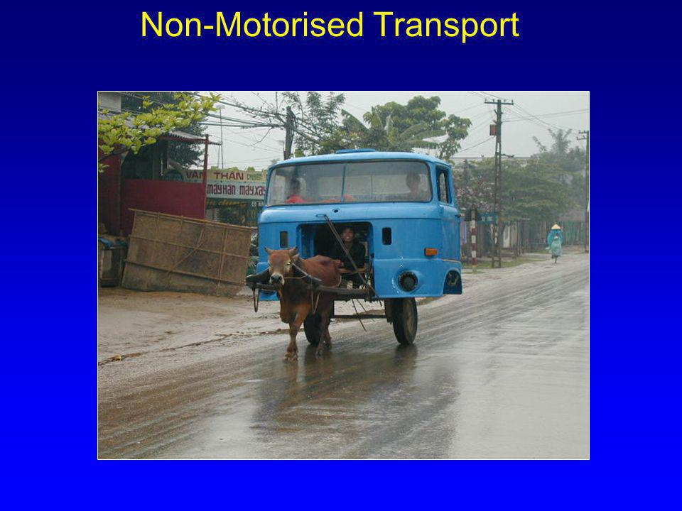 Non-Motorised Transport