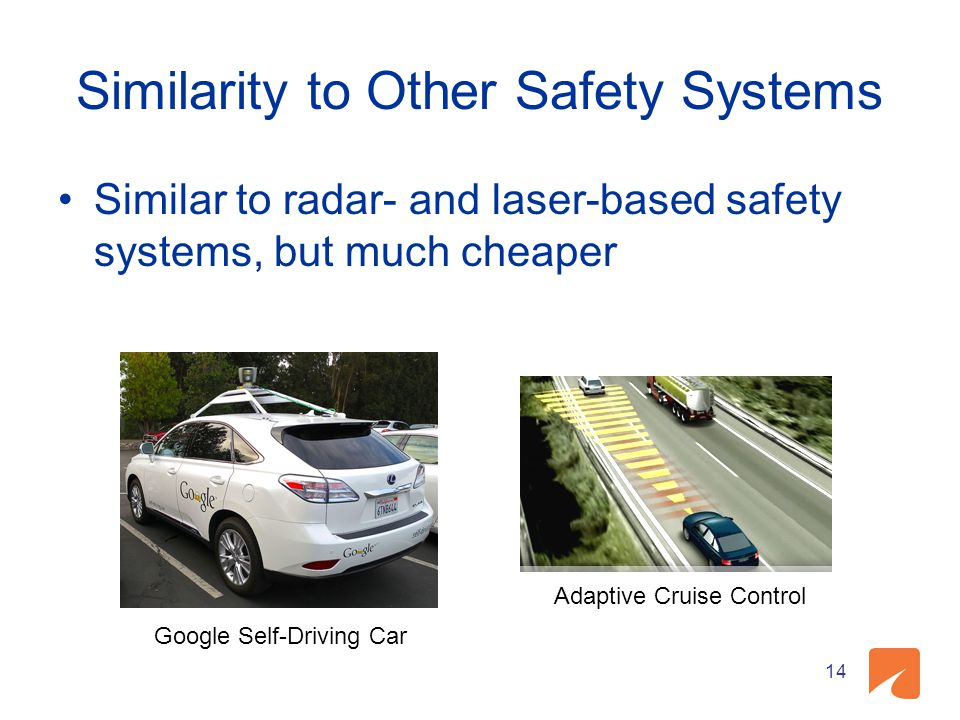 Similarity to Other Safety Systems