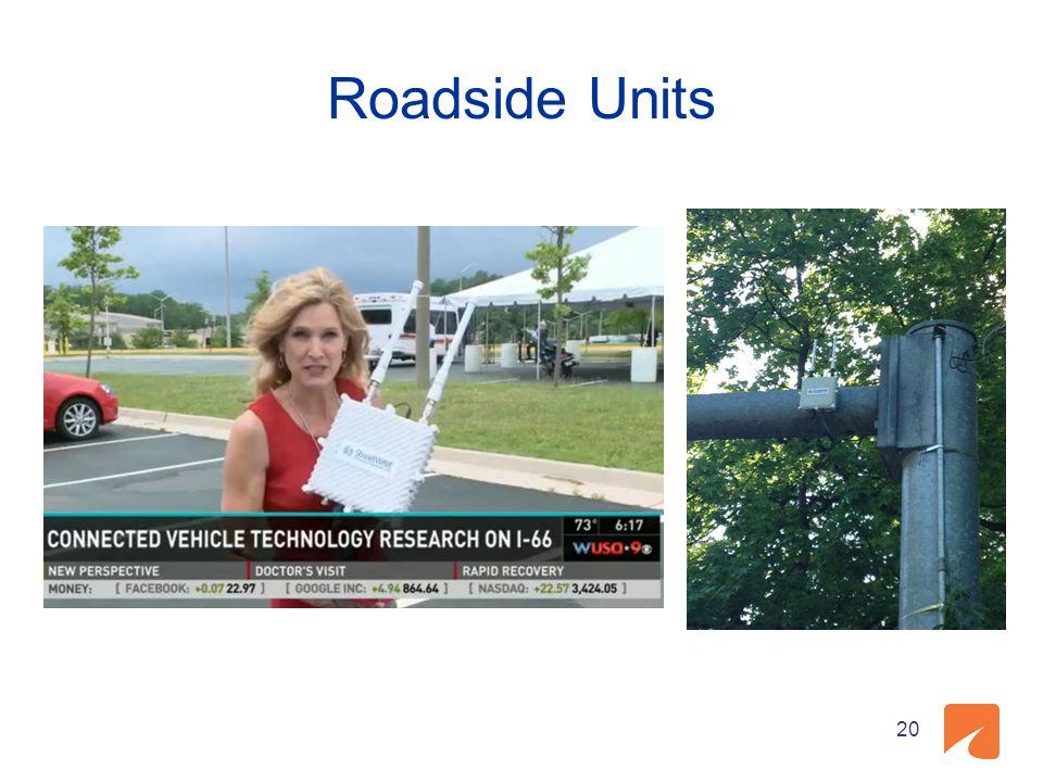 Roadside Units
