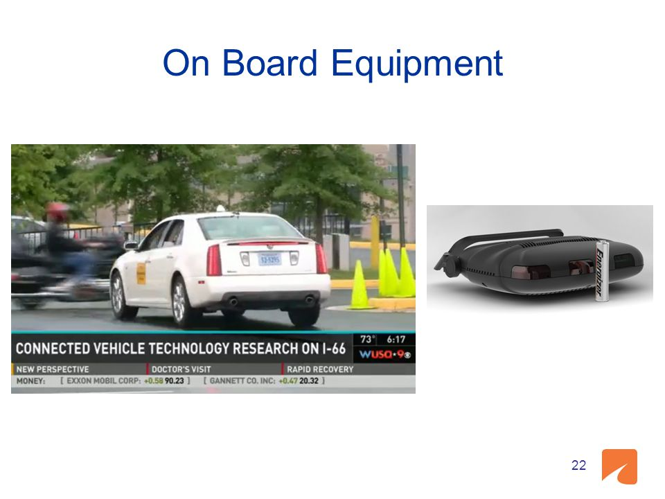On Board Equipment