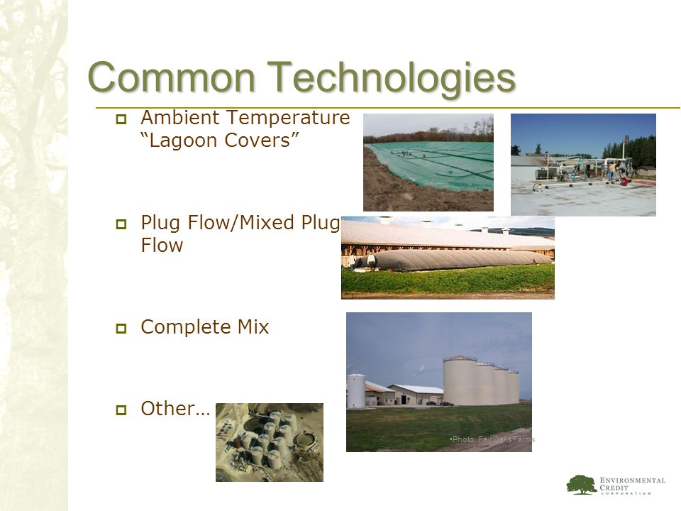 Common Technologies Ambient Temperature Lagoon Covers