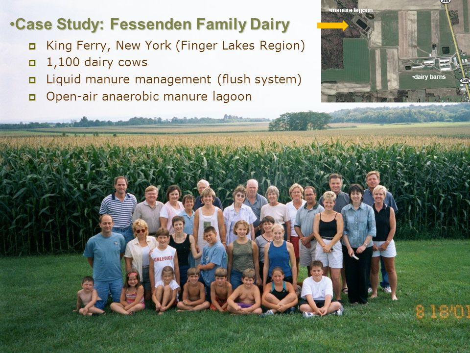 Case Study: Fessenden Family Dairy