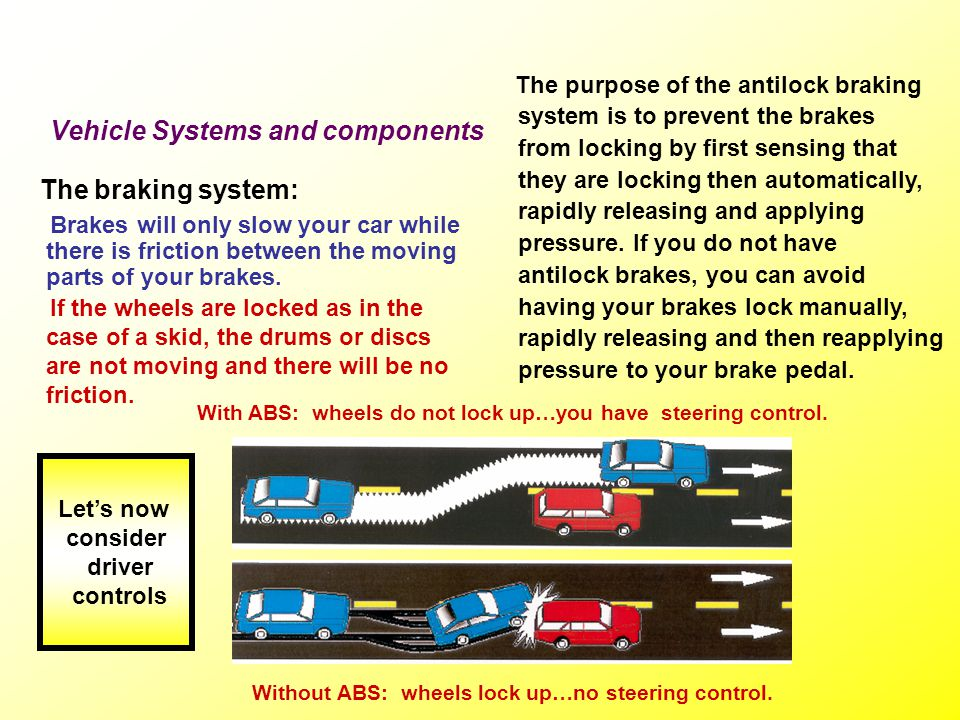 Vehicle Systems and components