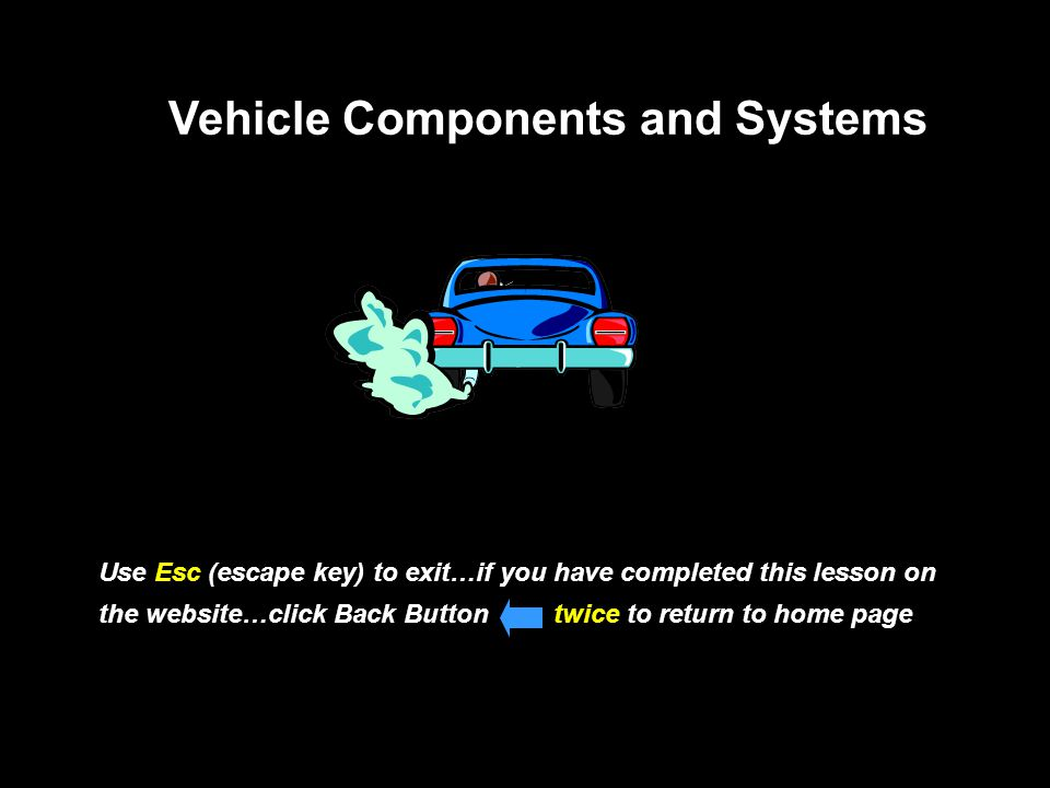 Vehicle Components and Systems