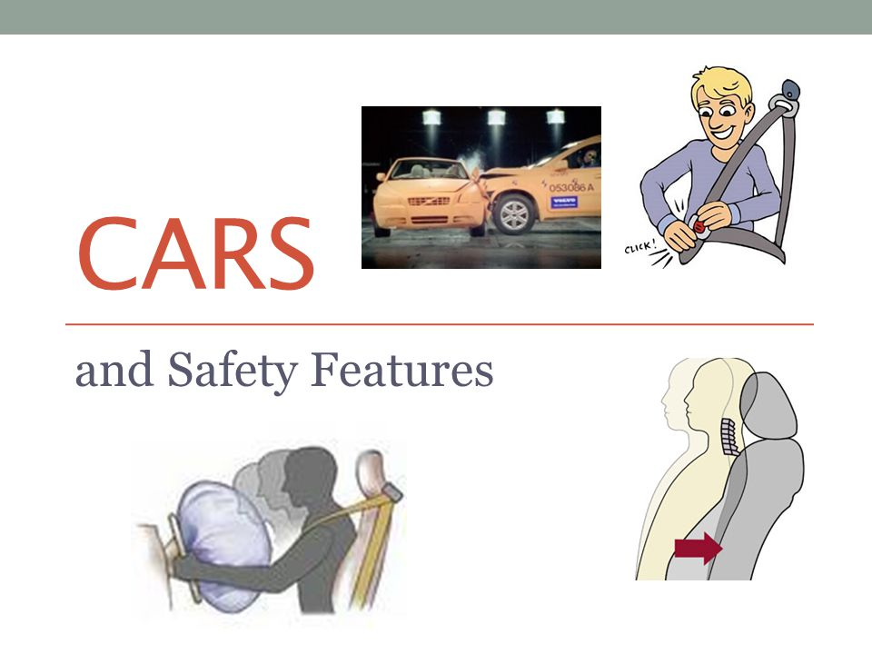 Cars and Safety Features