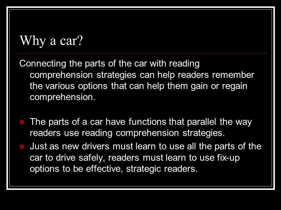 Why a car
