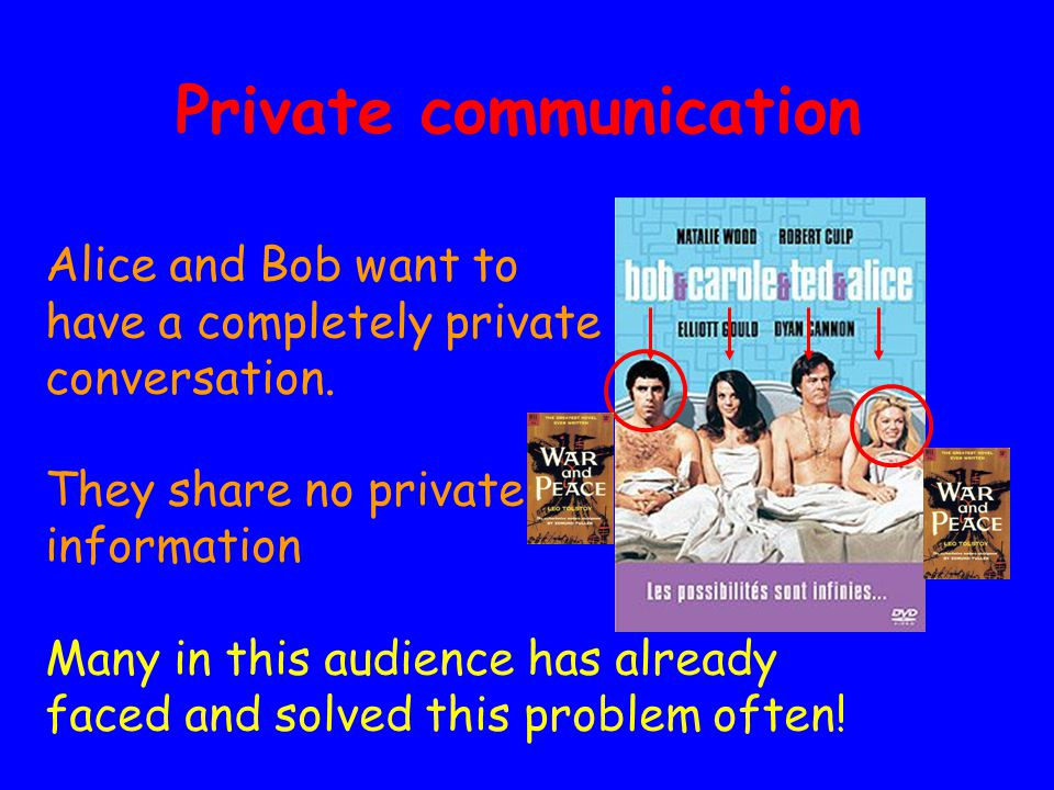 Private communication