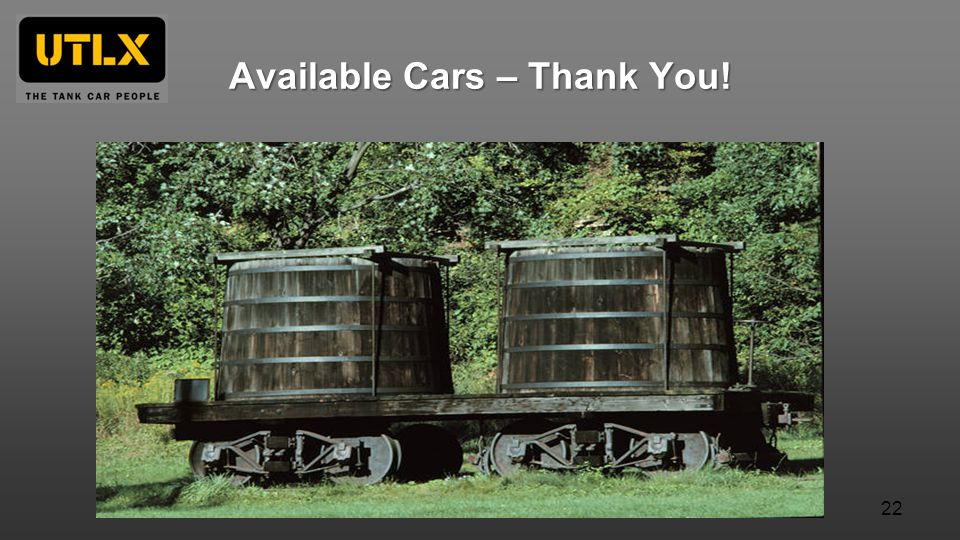 Available Cars – Thank You!