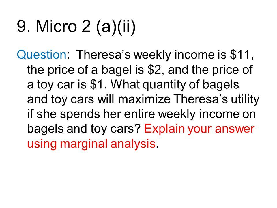 9. Micro 2 (a)(ii)