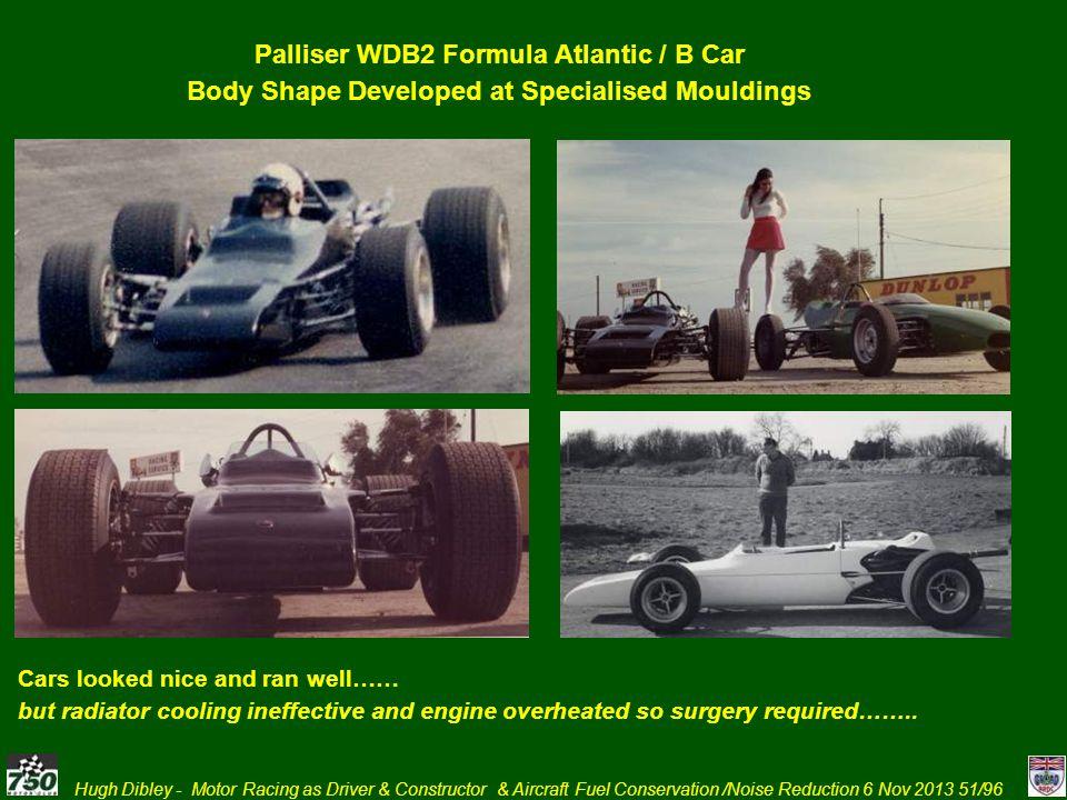 Palliser WDB2 Formula Atlantic / B Car