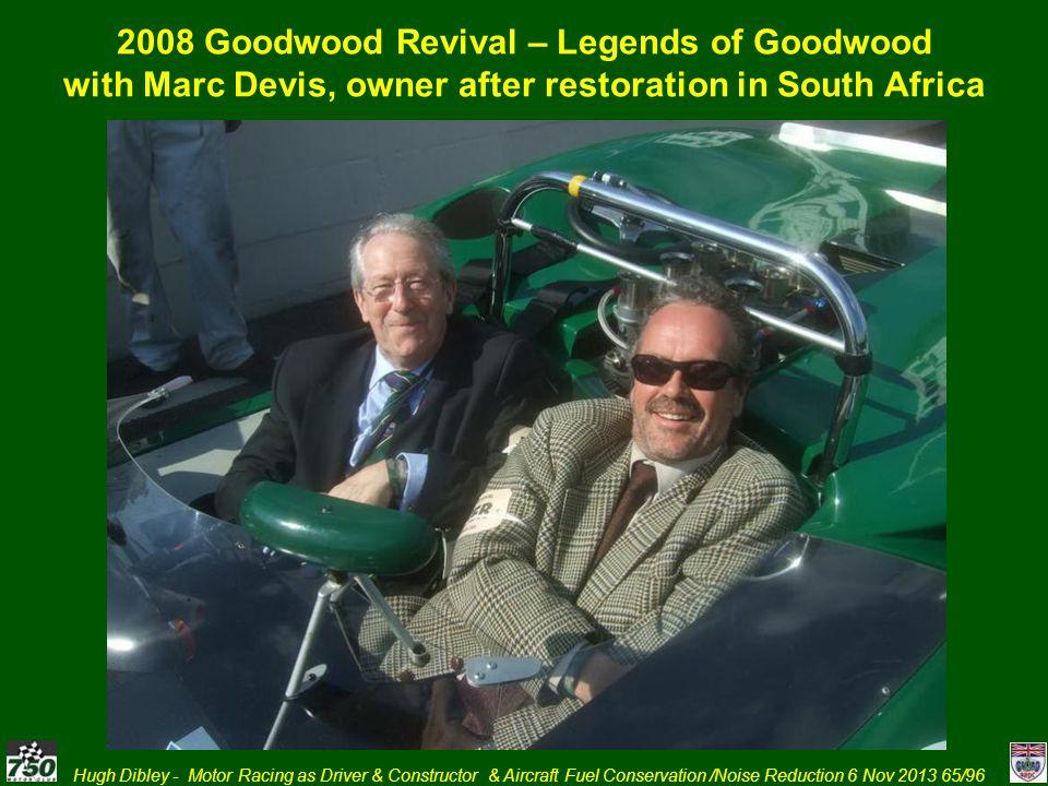 2008 Goodwood Revival – Legends of Goodwood