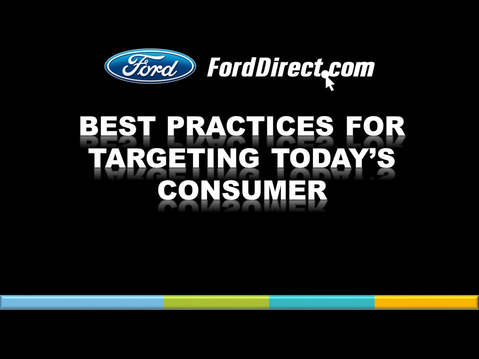 Best practices for targeting today's consumer