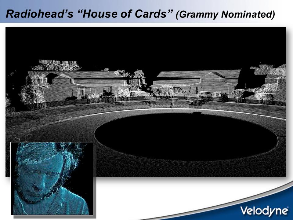 Radiohead's House of Cards (Grammy Nominated)