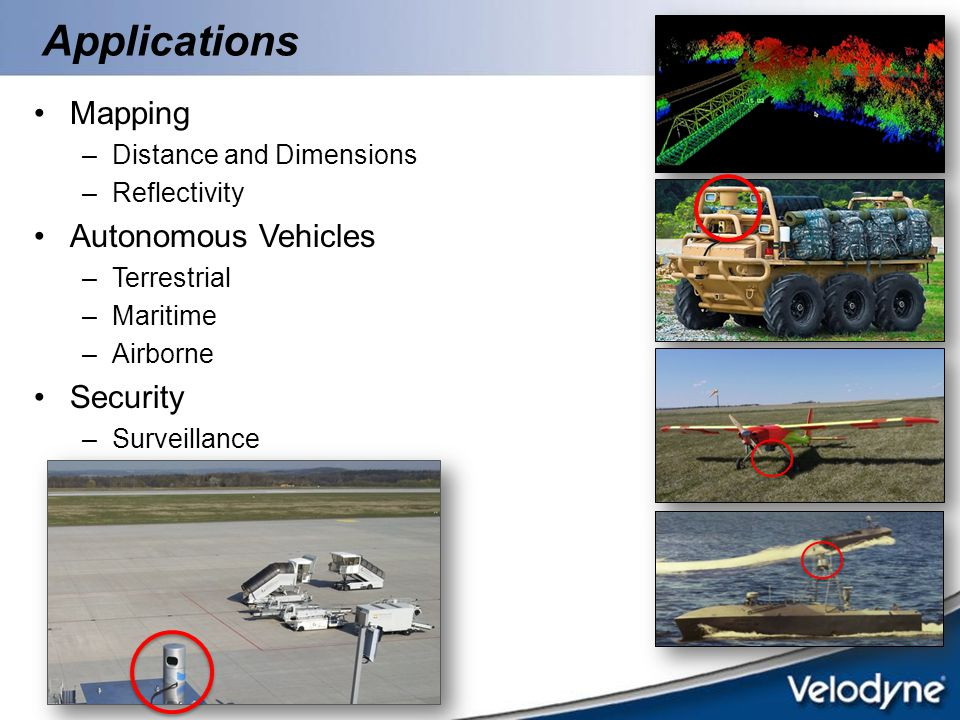 Applications Mapping Autonomous Vehicles Security