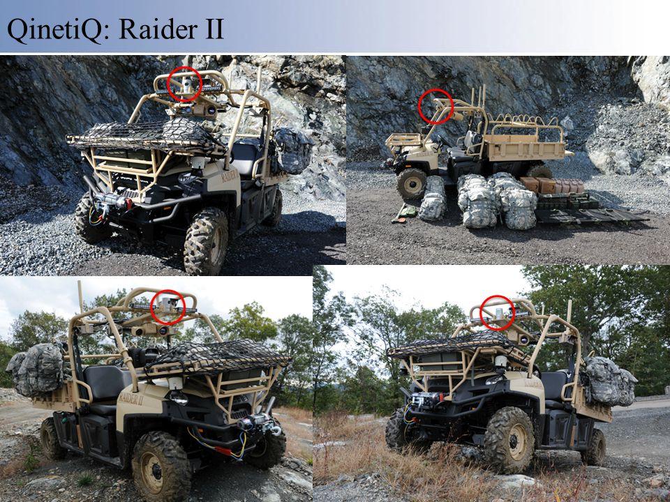 QinetiQ: Raider II