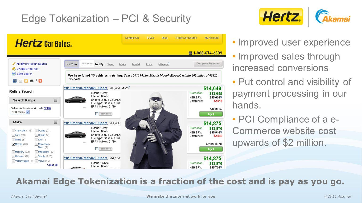 Edge Tokenization – PCI & Security