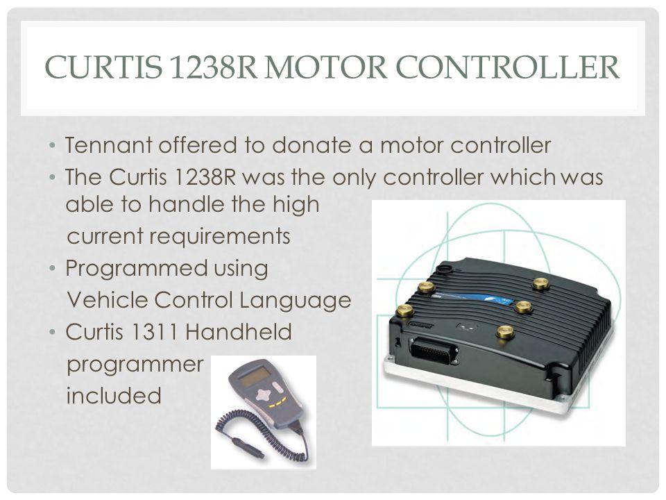 Curtis 1238R Motor Controller