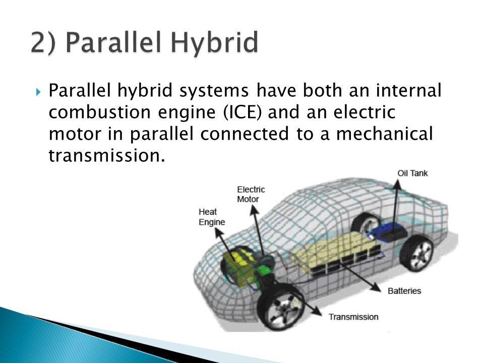 2) Parallel Hybrid