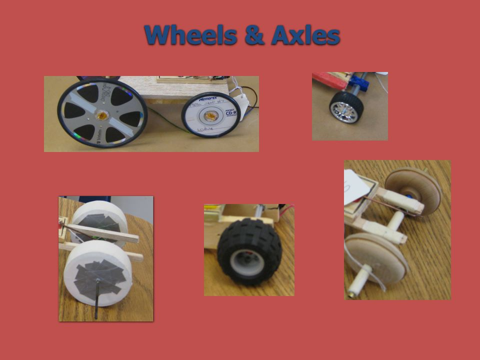 Wheels & Axles