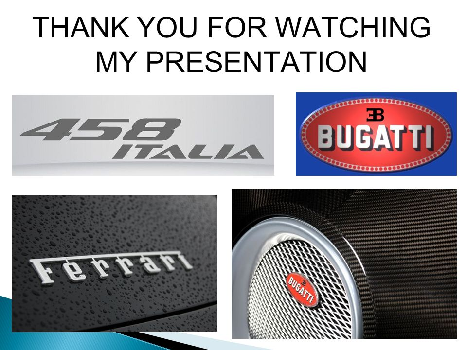 THANK YOU FOR WATCHING MY PRESENTATION