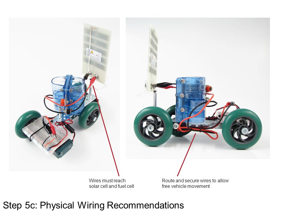 Step+5c%3A+Physical+Wiring+Recommendations activity 1 3 1a solar hydrogen automobile assembly guide ppt  at nearapp.co