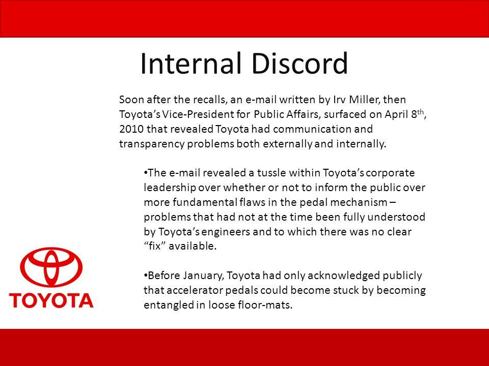 Internal Discord