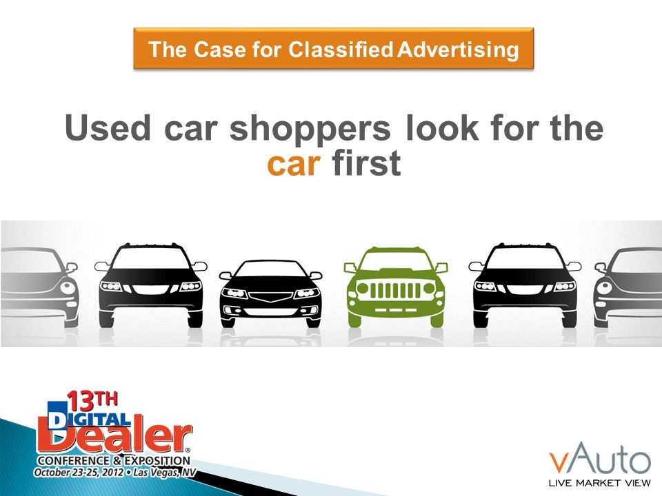 The Case for Classified Advertising