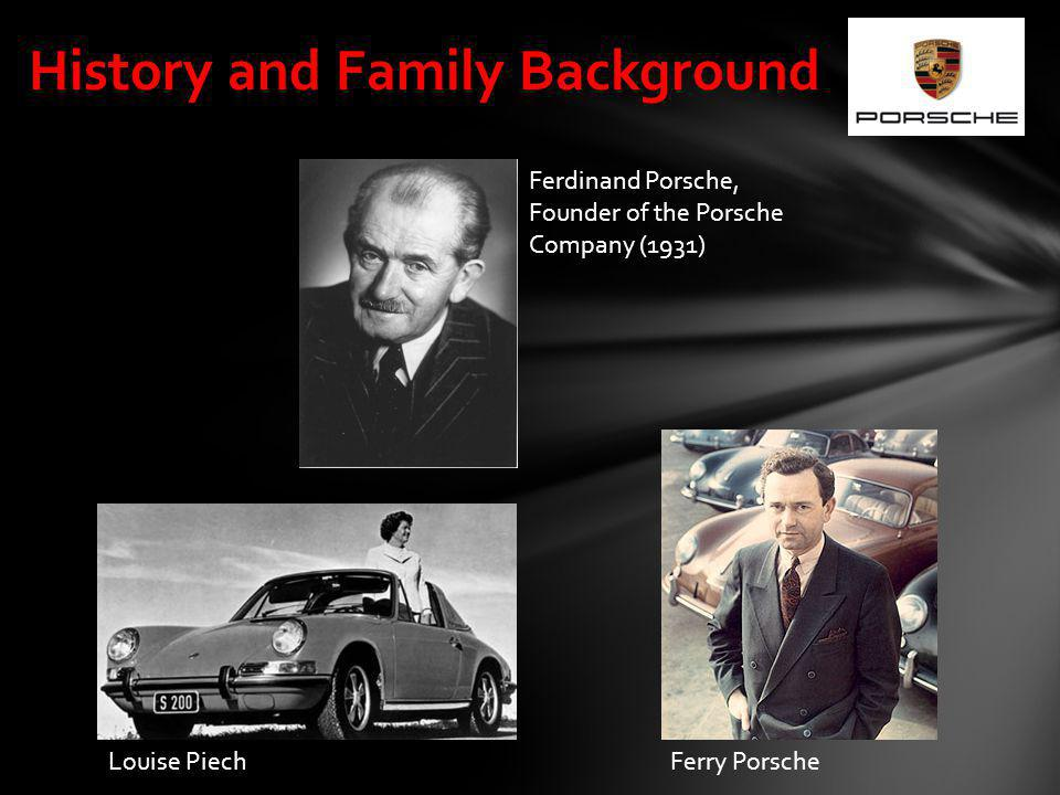 History and Family Background