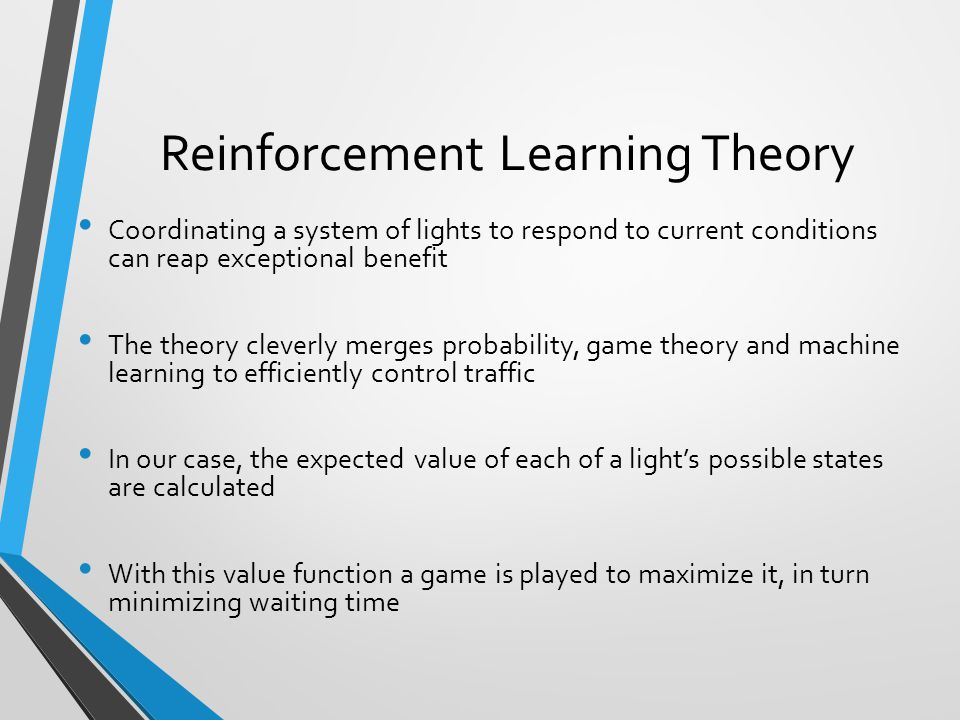 Reinforcement Learning Theory