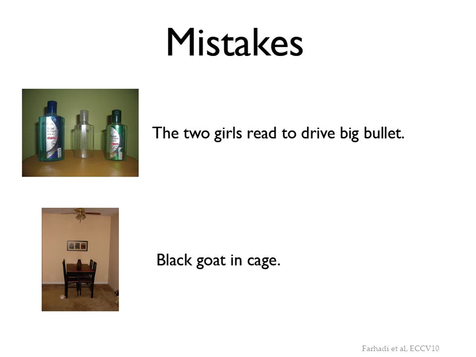 But of course you can have mistakes like the two girls read to drive big bullet .