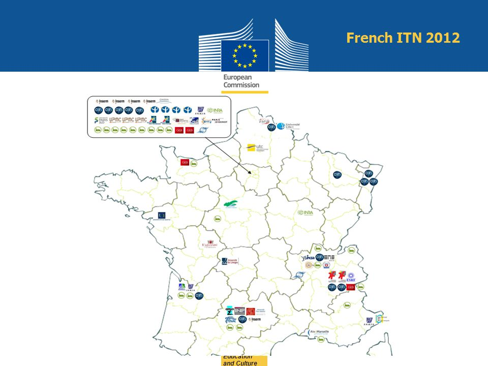 French ITN 2012 Education and Culture