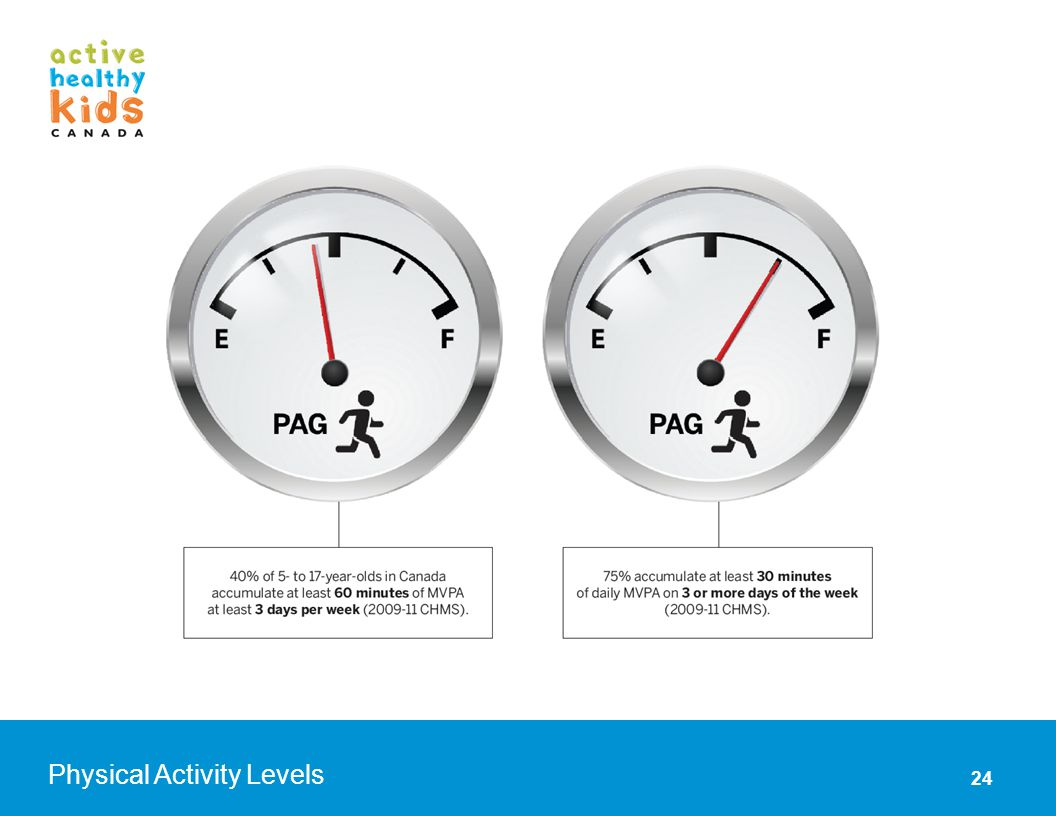 Physical Activity Levels