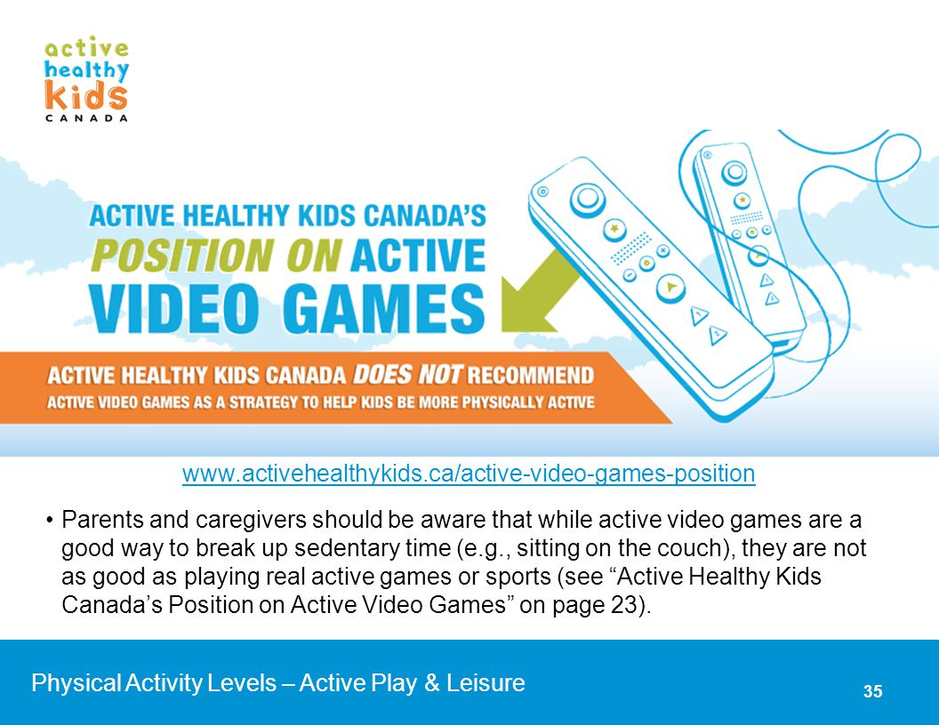 www.activehealthykids.ca/active-video-games-position