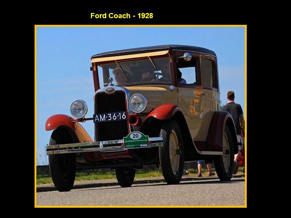 Ford Coach - 1928
