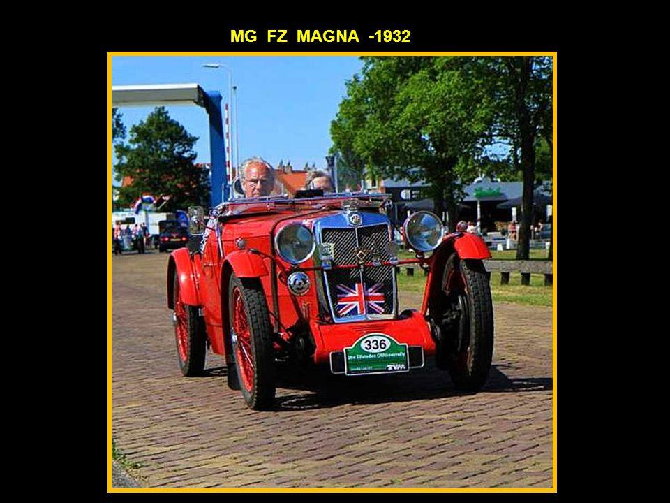 MG FZ MAGNA -1932